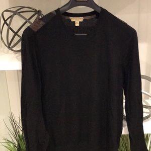 Burberry Black Sweater
